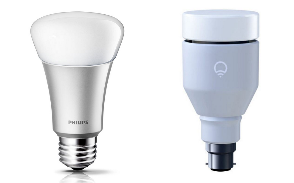 Philips HUE and LIFX