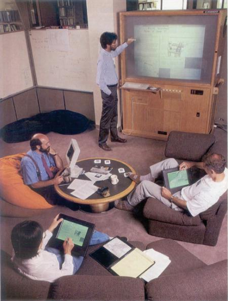 Ubiquitous Computing (1991)
