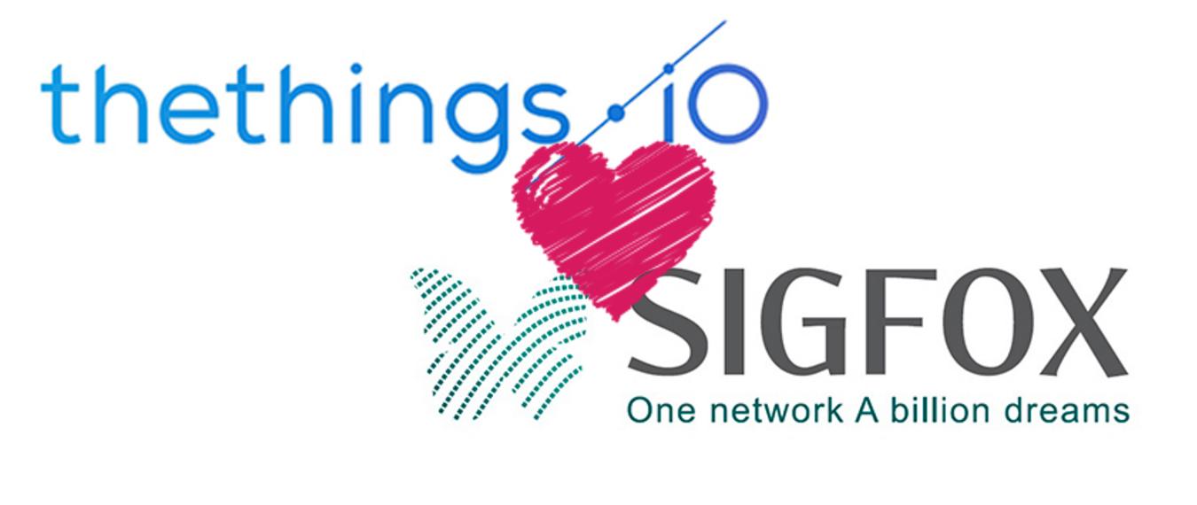 Analytics for Sigfox with thethings.iO
