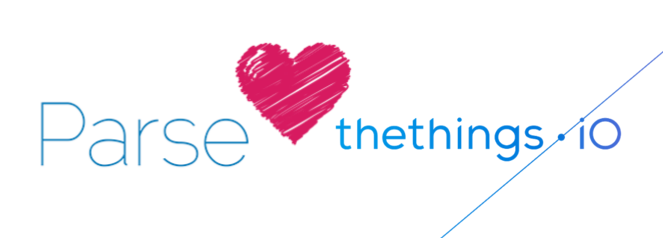 Parse loves thethings.iO