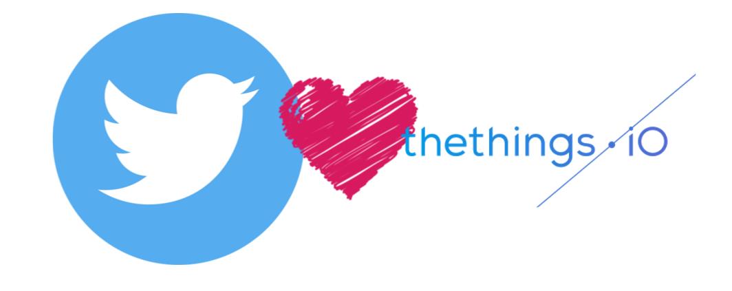 Twitter thethings.iO