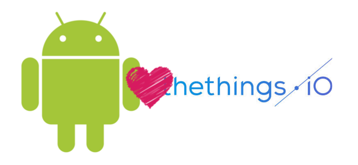 Developing Android app with thethings.iO