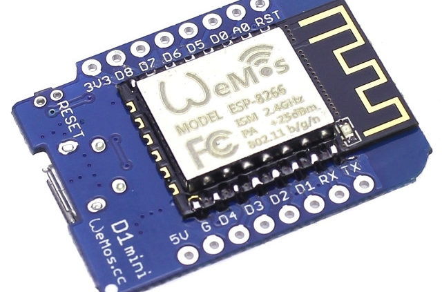 Wemos esp8266v12