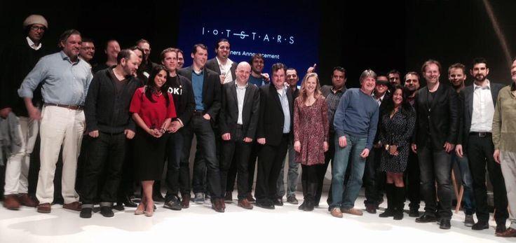 IoT Stars MWC 2015