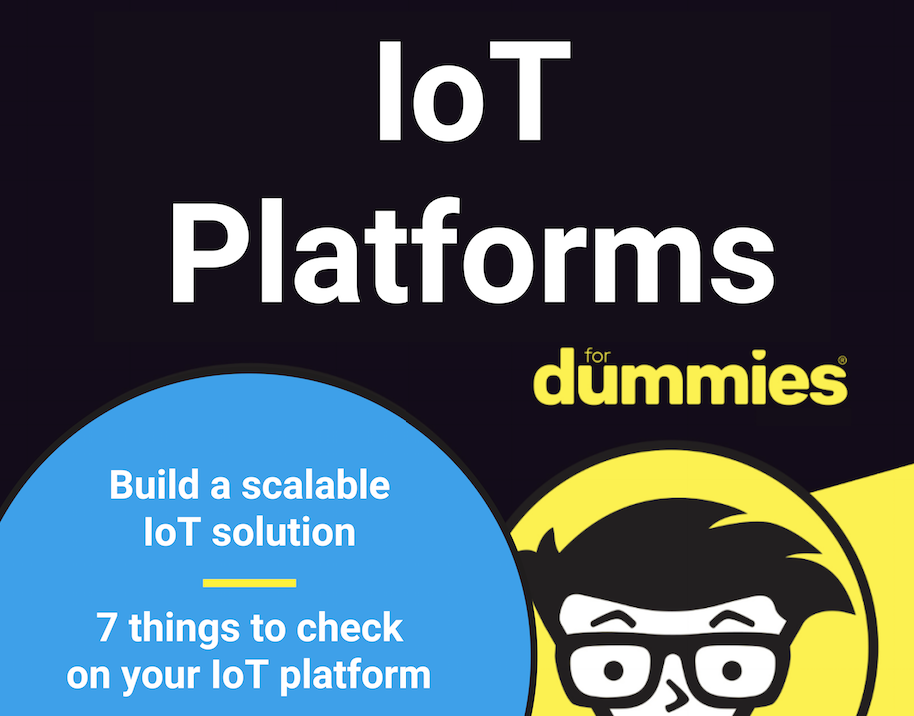 - iot platforms for dummies thethingsiO - IoT Platforms for Dummies ebook